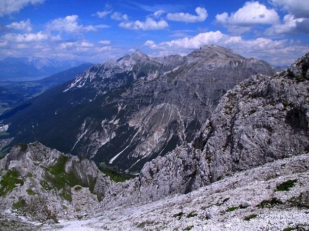 Foto: Andreas Koller / Klettersteigtour / Nordwand-Klettersteig Elferturm (2499m) / 09.07.2020 18:32:55