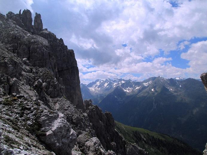 Foto: Andreas Koller / Klettersteigtour / Nordwand-Klettersteig Elferturm (2499m) / 09.07.2020 18:32:48