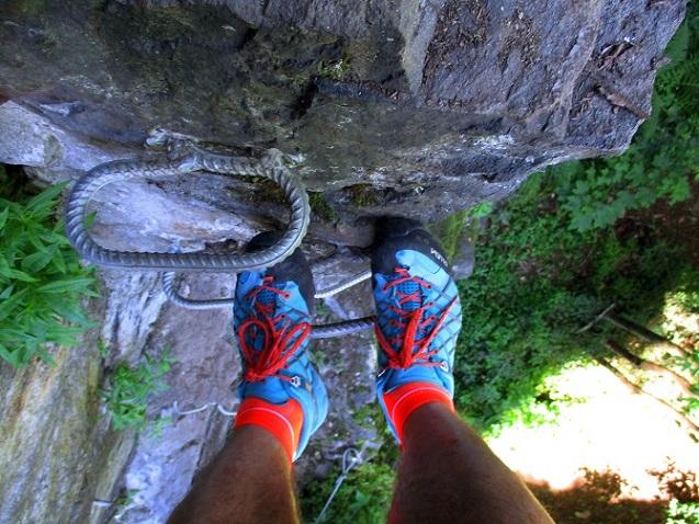 Foto: Andreas Koller / Klettersteigtour / Klettersteig Piburg (995m) / 31.07.2020 01:45:02