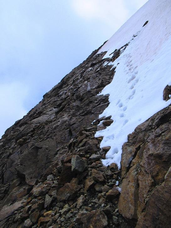Foto: Andreas Koller / Wandertour / TG Pflerschtal3: Schneespitze (3178m) / Abschüssig - bei Schnee unangenehm / 31.07.2020 15:52:20