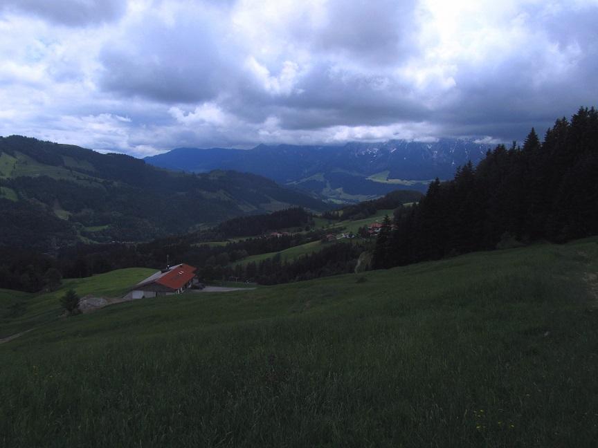 Foto: Andreas Koller / Wandertour / Grenzberg Spitzstein vom Erlerberg (1596m) / 30.09.2020 23:00:18