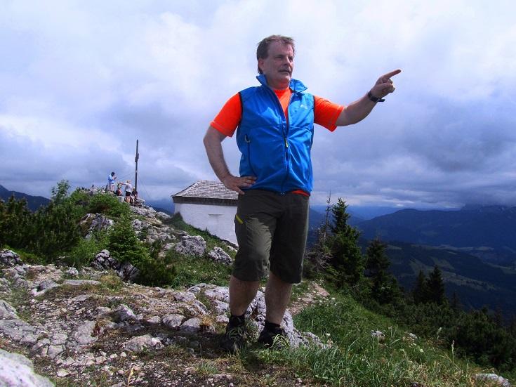 Foto: Andreas Koller / Wandertour / Grenzberg Spitzstein vom Erlerberg (1596m) / 30.09.2020 22:56:29