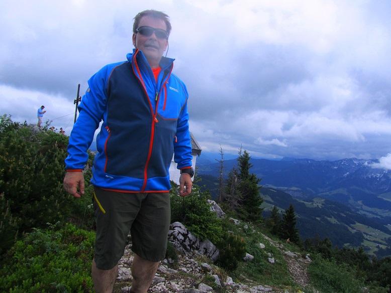 Foto: Andreas Koller / Wandertour / Grenzberg Spitzstein vom Erlerberg (1596m) / 30.09.2020 22:56:14