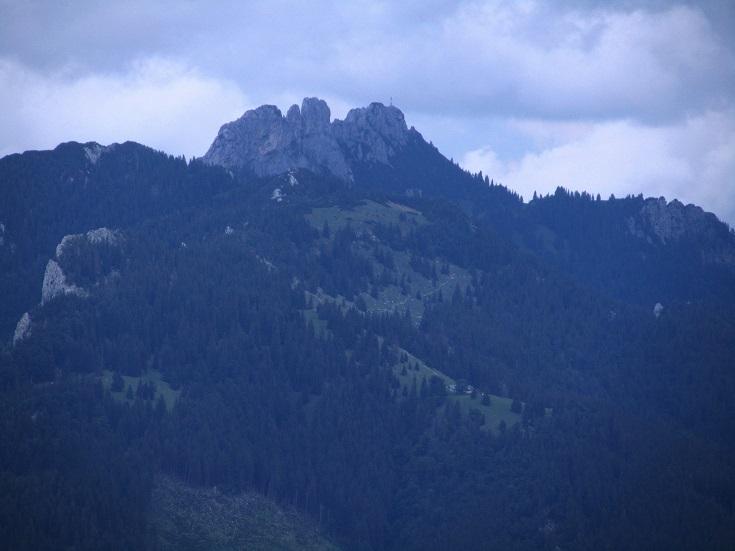 Foto: Andreas Koller / Wandertour / Grenzberg Spitzstein vom Erlerberg (1596m) / 30.09.2020 22:55:39