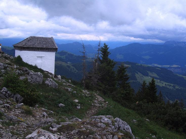 Foto: Andreas Koller / Wandertour / Grenzberg Spitzstein vom Erlerberg (1596m) / 30.09.2020 22:55:29