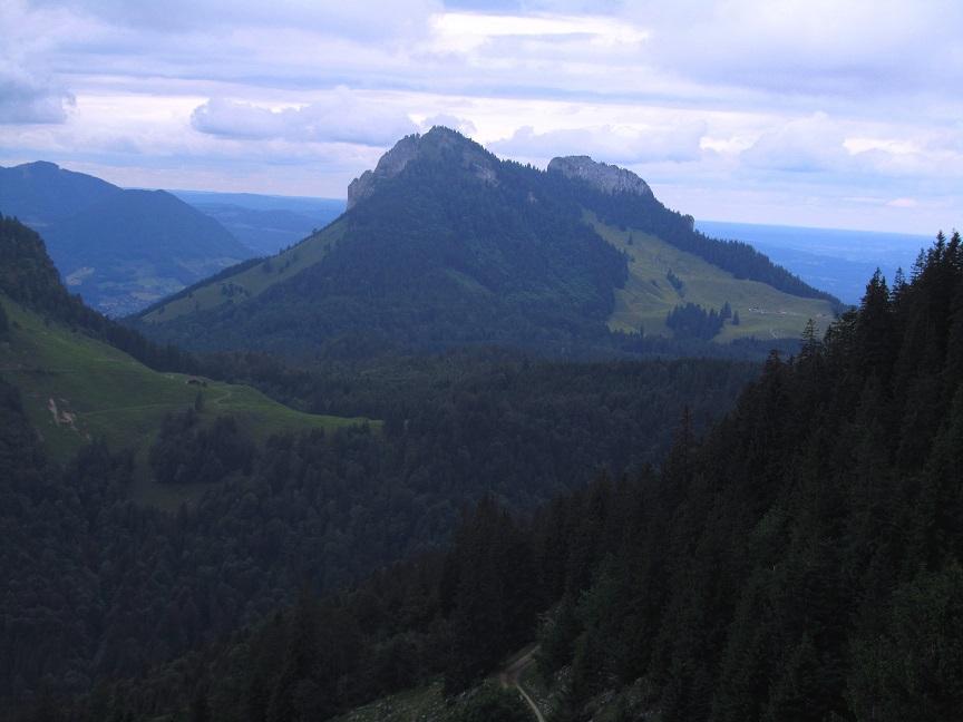 Foto: Andreas Koller / Wandertour / Grenzberg Spitzstein vom Erlerberg (1596m) / 30.09.2020 22:54:29