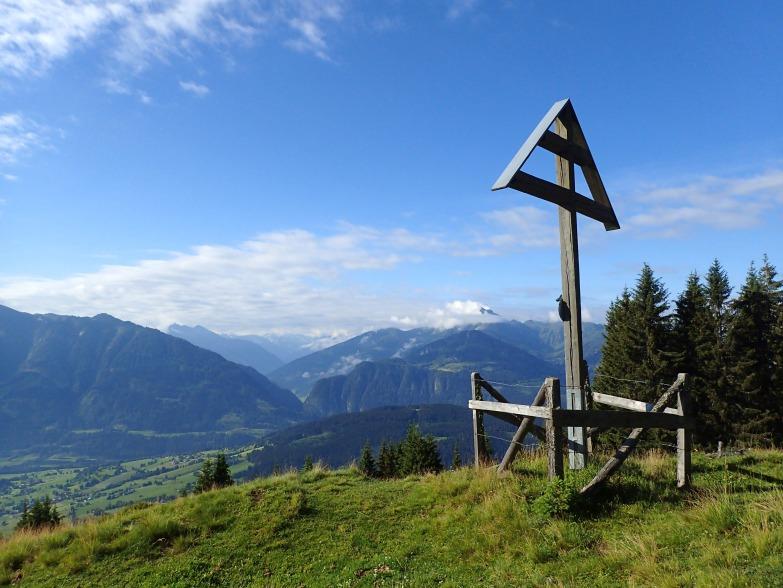 Foto: Manfred Karl / Wandertour / Schneebergkreuz von Goldeggweng / Wengerkogel / 14.10.2020 07:33:32