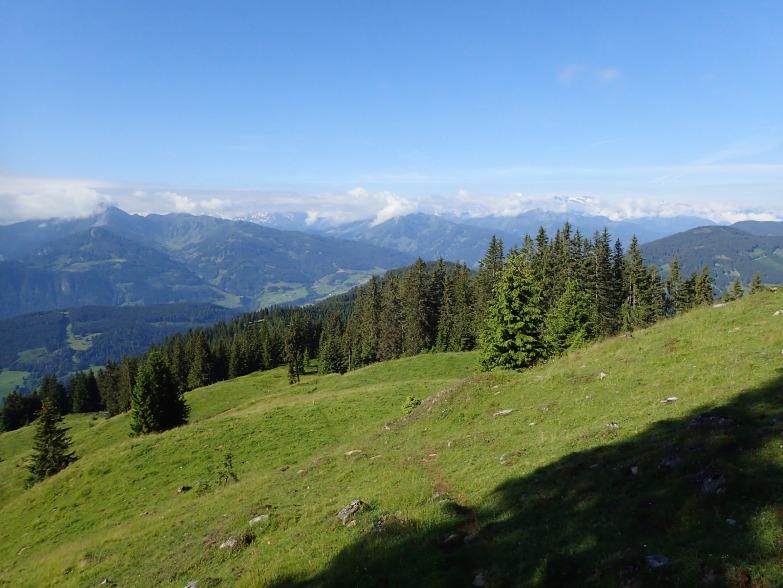 Foto: Manfred Karl / Wandertour / Schneebergkreuz von Goldeggweng / 14.10.2020 07:31:47