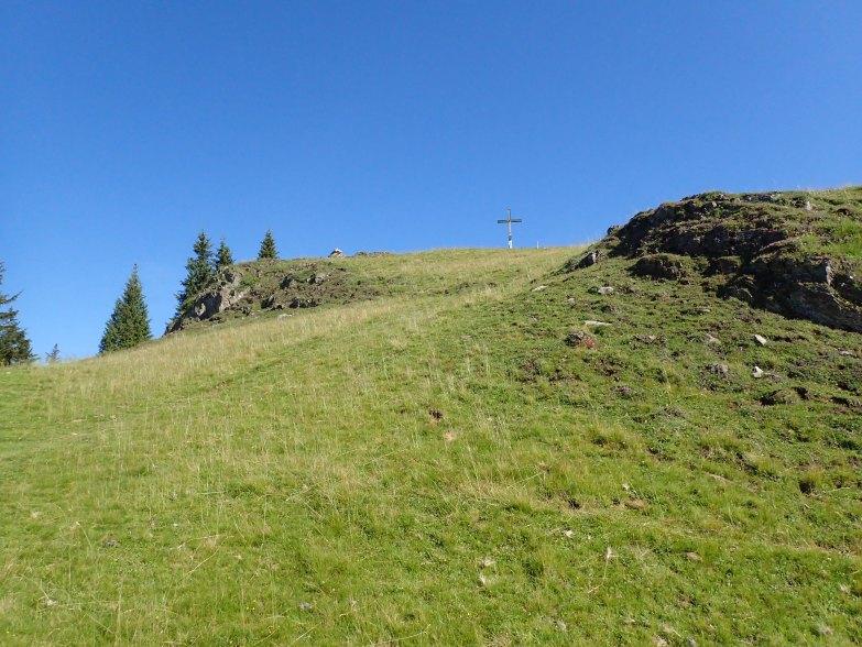 Foto: Manfred Karl / Wandertour / Schneebergkreuz von Goldeggweng / Gamskögerl / 14.10.2020 07:31:35