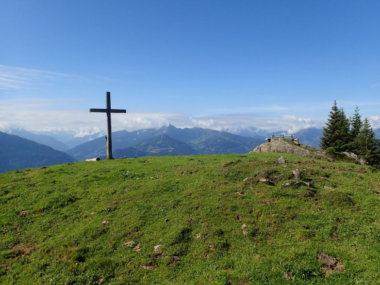 Foto: Manfred Karl / Wandertour / Schneebergkreuz von Goldeggweng / 14.10.2020 07:30:11