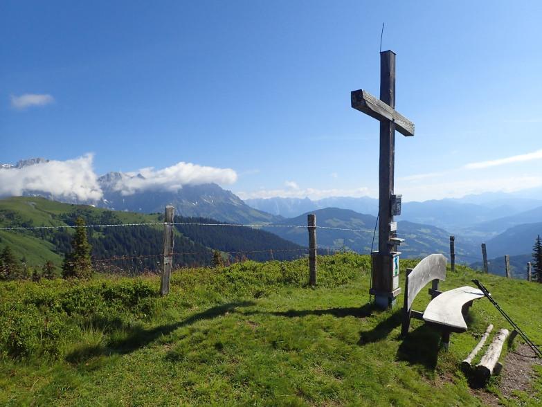 Foto: Manfred Karl / Wandertour / Schneebergkreuz von Goldeggweng / Hochegg / 14.10.2020 07:29:05