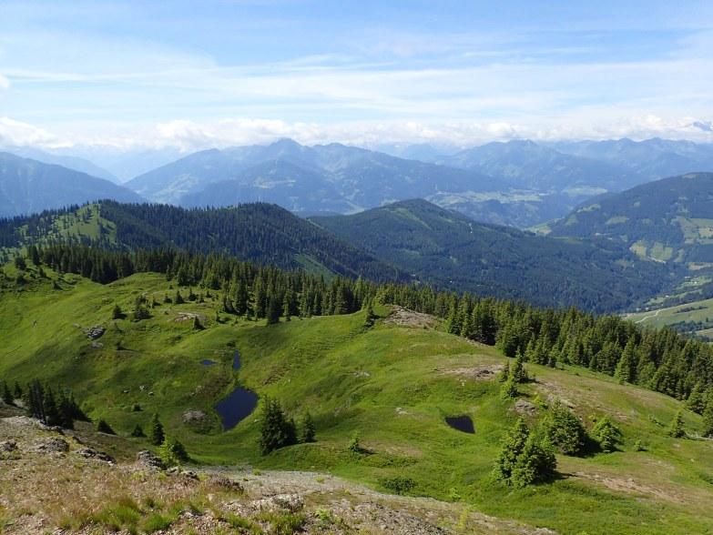 Foto: Manfred Karl / Wandertour / Schneebergkreuz von Goldeggweng / 14.10.2020 07:27:07