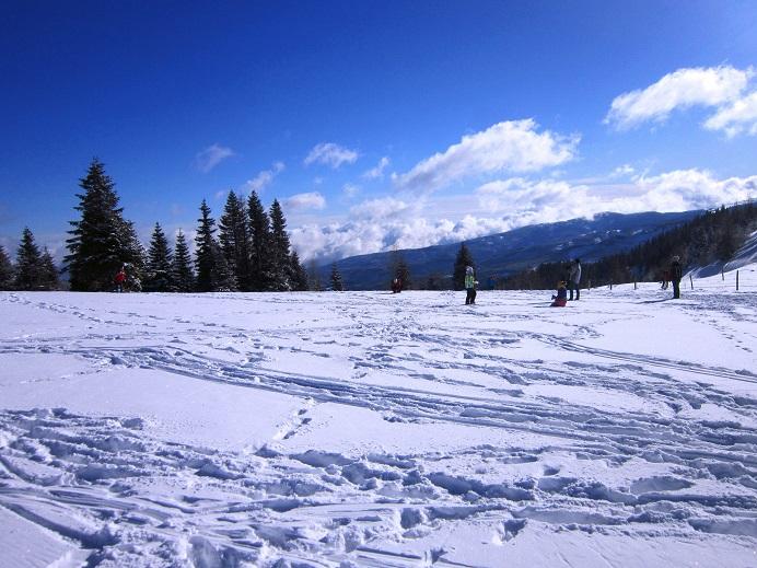 Foto: Andreas Koller / Schneeschuhtour / Weinebene Schneeschuhtour auf zwei Gipfel (1853m) / 04.01.2021 21:58:20