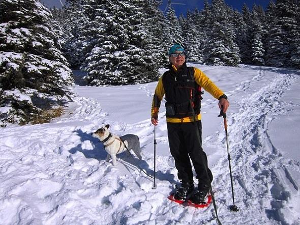 Foto: Andreas Koller / Schneeschuhtour / Weinebene Schneeschuhtour auf zwei Gipfel (1853m) / 04.01.2021 21:58:15