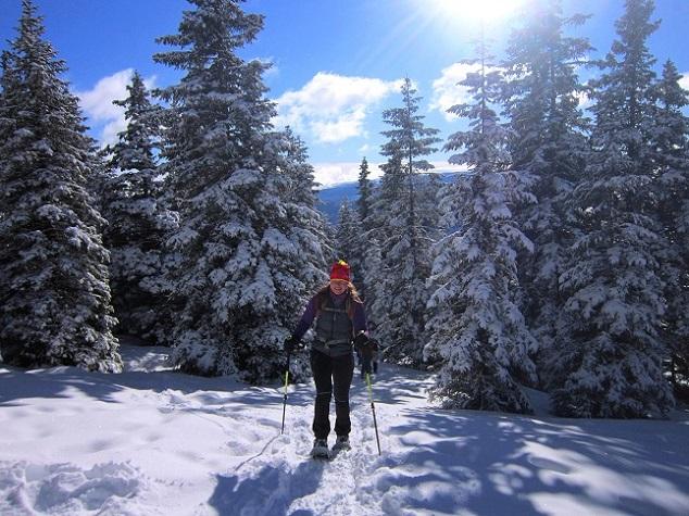 Foto: Andreas Koller / Schneeschuhtour / Weinebene Schneeschuhtour auf zwei Gipfel (1853m) / 04.01.2021 21:58:06