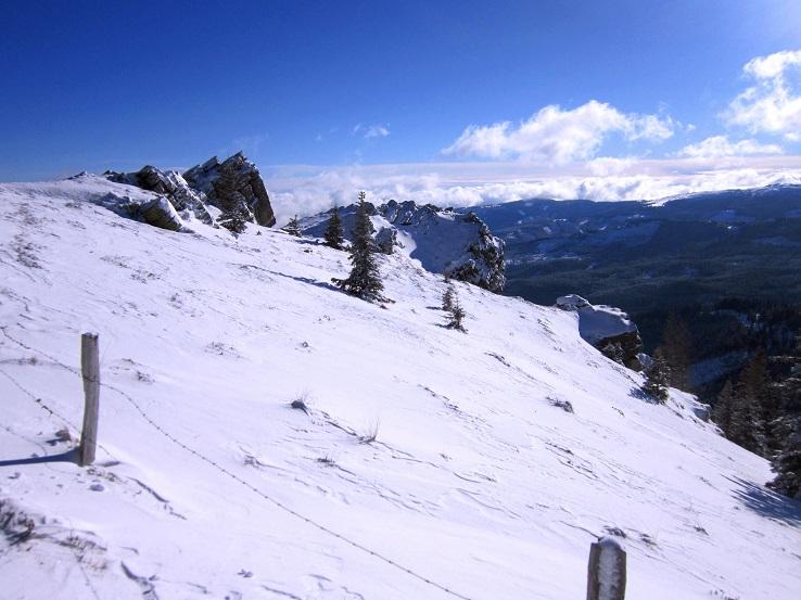 Foto: Andreas Koller / Schneeschuhtour / Weinebene Schneeschuhtour auf zwei Gipfel (1853m) / 04.01.2021 21:57:26
