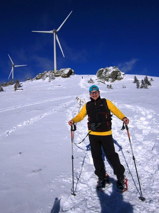 Foto: Andreas Koller / Schneeschuhtour / Weinebene Schneeschuhtour auf zwei Gipfel (1853m) / 04.01.2021 21:57:08