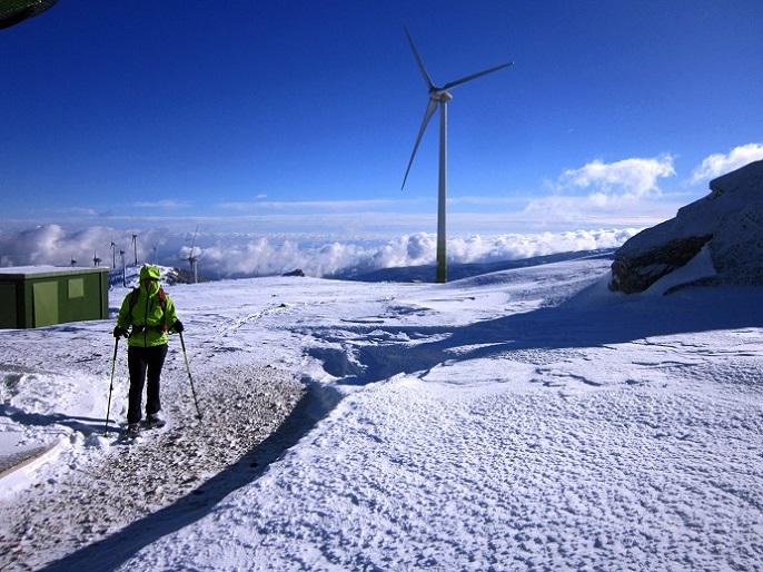 Foto: Andreas Koller / Schneeschuhtour / Weinebene Schneeschuhtour auf zwei Gipfel (1853m) / 04.01.2021 21:55:32