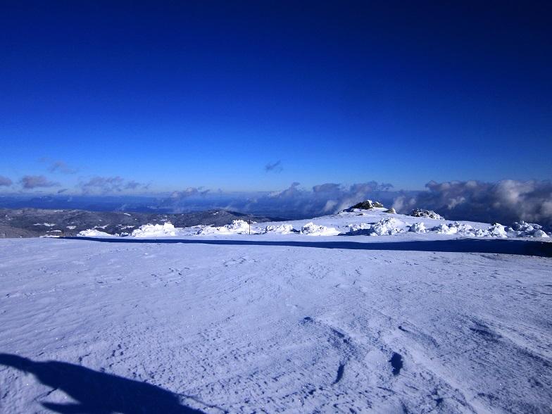 Foto: Andreas Koller / Schneeschuhtour / Weinebene Schneeschuhtour auf zwei Gipfel (1853m) / 04.01.2021 21:55:24