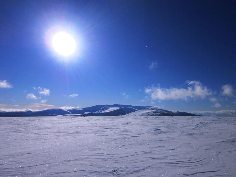 Foto: Andreas Koller / Schneeschuhtour / Weinebene Schneeschuhtour auf zwei Gipfel (1853m) / 04.01.2021 21:55:17