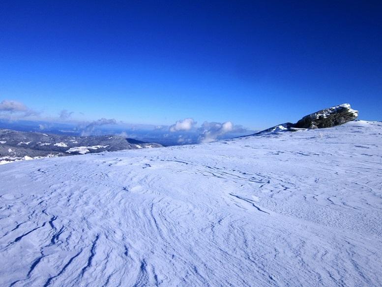 Foto: Andreas Koller / Schneeschuhtour / Weinebene Schneeschuhtour auf zwei Gipfel (1853m) / 04.01.2021 21:54:40