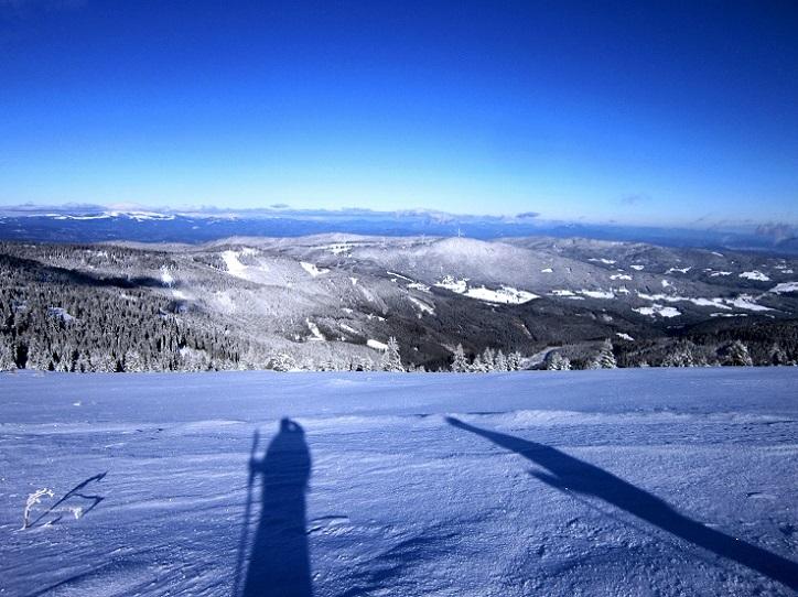 Foto: Andreas Koller / Schneeschuhtour / Weinebene Schneeschuhtour auf zwei Gipfel (1853m) / 04.01.2021 21:54:19