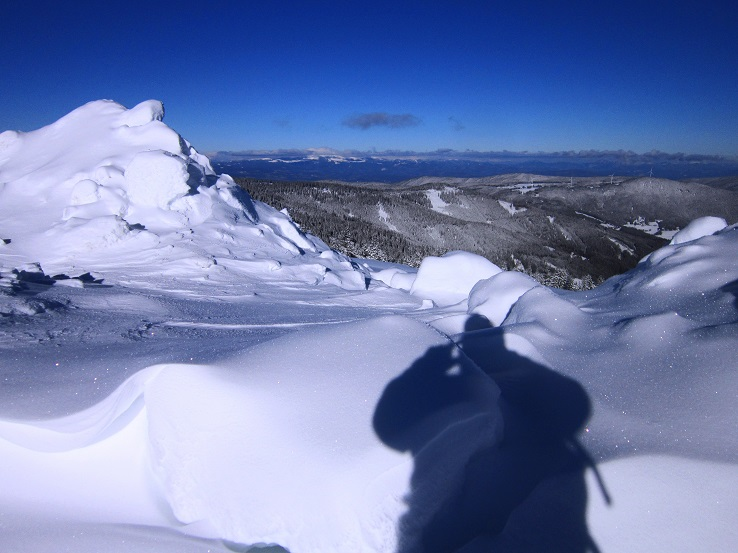 Foto: Andreas Koller / Schneeschuhtour / Weinebene Schneeschuhtour auf zwei Gipfel (1853m) / 04.01.2021 21:54:08