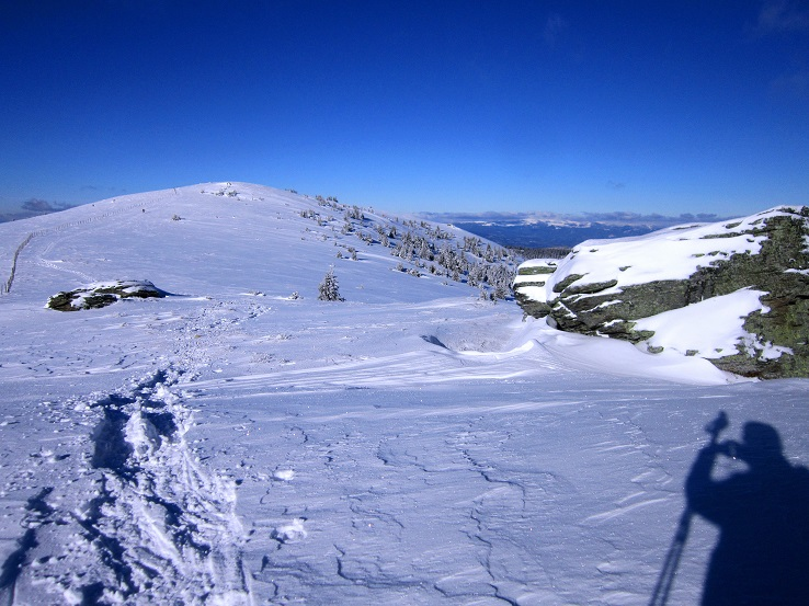Foto: Andreas Koller / Schneeschuhtour / Weinebene Schneeschuhtour auf zwei Gipfel (1853m) / 04.01.2021 21:53:55