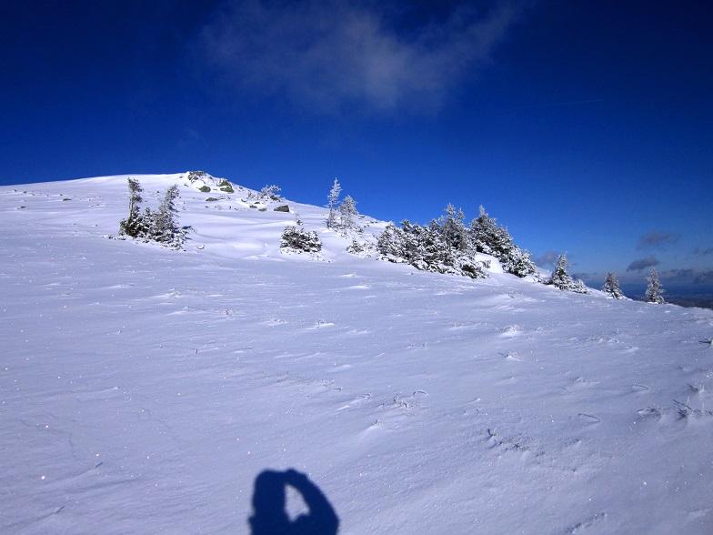 Foto: Andreas Koller / Schneeschuhtour / Weinebene Schneeschuhtour auf zwei Gipfel (1853m) / 04.01.2021 21:53:39
