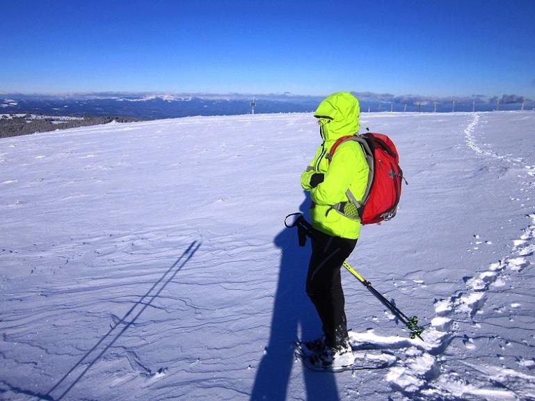 Foto: Andreas Koller / Schneeschuhtour / Weinebene Schneeschuhtour auf zwei Gipfel (1853m) / 04.01.2021 21:53:12