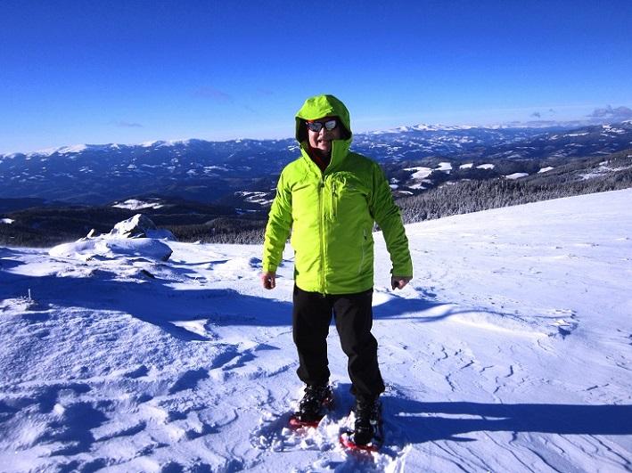 Foto: Andreas Koller / Schneeschuhtour / Weinebene Schneeschuhtour auf zwei Gipfel (1853m) / 04.01.2021 21:52:58