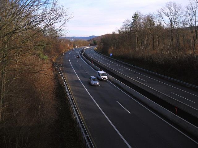 Foto: Andreas Koller / Wandertour / WIR - Runde über den Jochgrabenberg (645m) / A1 Westautobahn / 10.01.2021 23:46:15