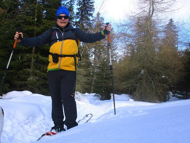 Foto: Andreas Koller / Schneeschuhtour / Hebalm - Klassiker Bärofen (1720m) / 19.02.2021 03:15:33