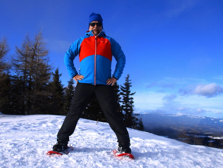 Foto: Andreas Koller / Schneeschuhtour / Hebalm - Klassiker Bärofen (1720m) / 19.02.2021 03:11:27