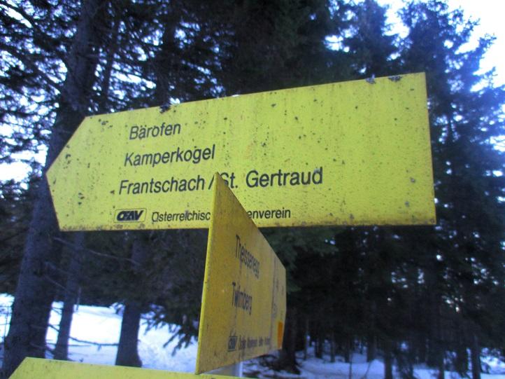 Foto: Andreas Koller / Schneeschuhtour / Hebalm - Klassiker Bärofen (1720m) / 19.02.2021 03:09:35