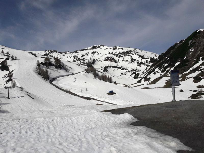 Foto: Rupert Gredler / Skitour / Schwarzkopf über den Nordrücken / In den Seekarkessel / 21.02.2021 13:48:37