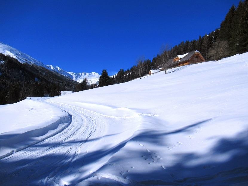 Foto: Andreas Koller / Skitour / Seitnerzinken Südroute (2164m) / 21.02.2021 00:58:12