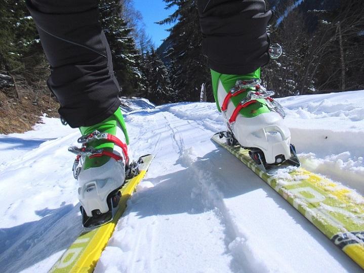 Foto: Andreas Koller / Skitour / Seitnerzinken Südroute (2164m) / 21.02.2021 00:57:57