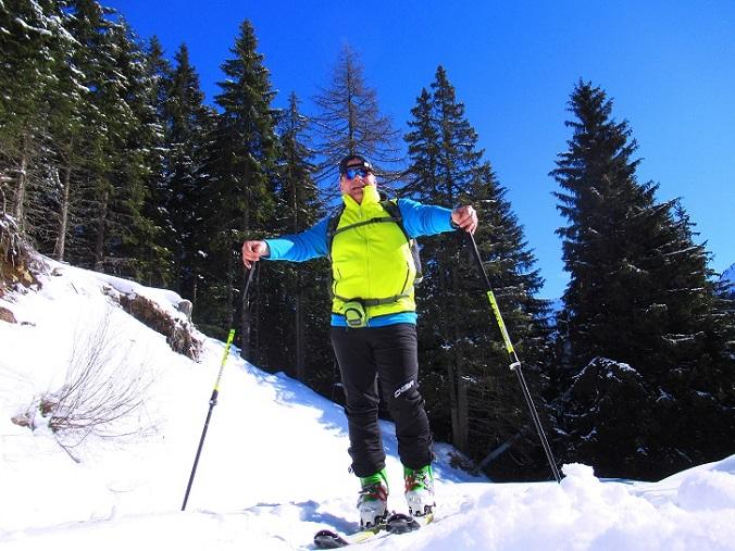 Foto: Andreas Koller / Skitour / Seitnerzinken Südroute (2164m) / 21.02.2021 00:57:37