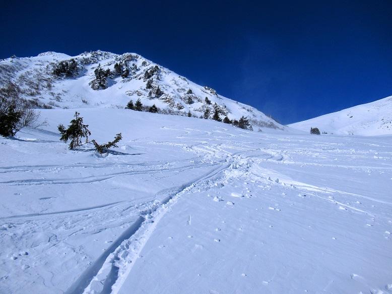 Foto: Andreas Koller / Skitour / Seitnerzinken Südroute (2164m) / 21.02.2021 00:56:33