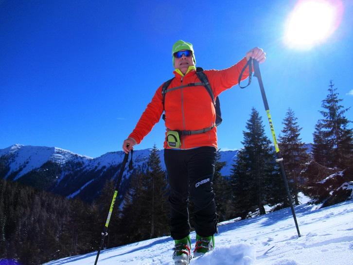 Foto: Andreas Koller / Skitour / Seitnerzinken Südroute (2164m) / 21.02.2021 00:56:27