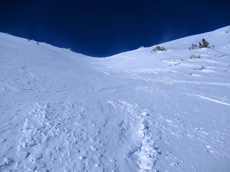 Foto: Andreas Koller / Skitour / Seitnerzinken Südroute (2164m) / 21.02.2021 00:55:54