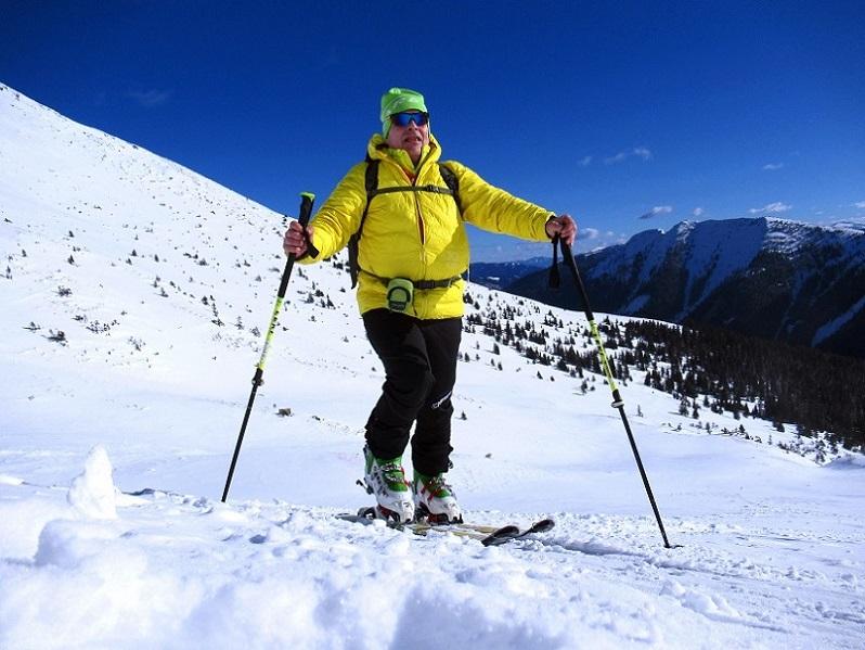 Foto: Andreas Koller / Skitour / Seitnerzinken Südroute (2164m) / 21.02.2021 00:55:47