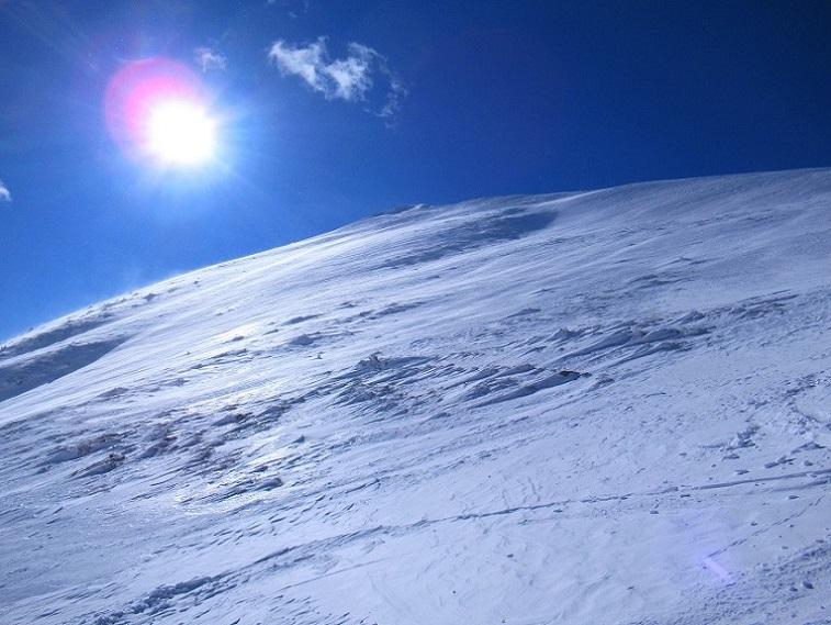 Foto: Andreas Koller / Skitour / Seitnerzinken Südroute (2164m) / 21.02.2021 00:55:41