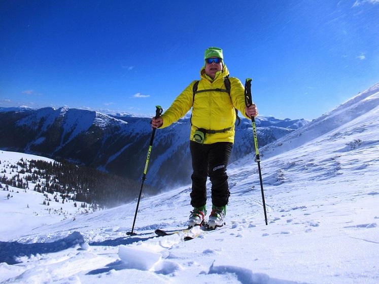 Foto: Andreas Koller / Skitour / Seitnerzinken Südroute (2164m) / 21.02.2021 00:55:18
