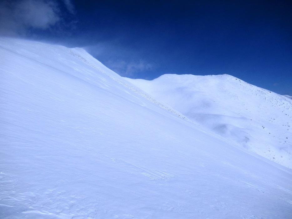 Foto: Andreas Koller / Skitour / Seitnerzinken Südroute (2164m) / 21.02.2021 00:55:11