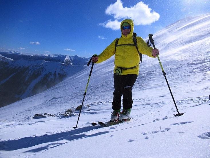 Foto: Andreas Koller / Skitour / Seitnerzinken Südroute (2164m) / 21.02.2021 00:54:46