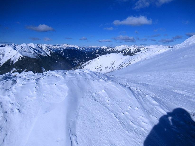 Foto: Andreas Koller / Skitour / Seitnerzinken Südroute (2164m) / 21.02.2021 00:54:17