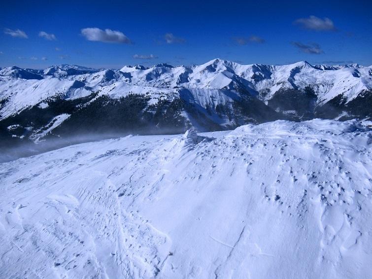Foto: Andreas Koller / Skitour / Seitnerzinken Südroute (2164m) / 21.02.2021 00:54:08