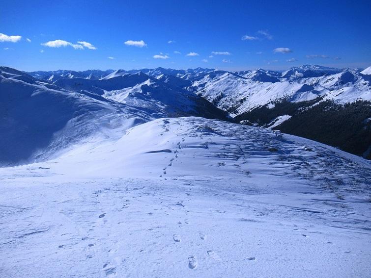 Foto: Andreas Koller / Skitour / Seitnerzinken Südroute (2164m) / 21.02.2021 00:54:00
